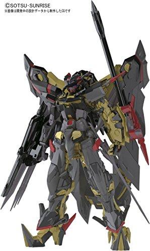RG機動戦士ガンダムSEED ASTRAY ガンダムアストレイ ゴールドフレーム天ミナ 1/144スケール 色分け済みプラモデル