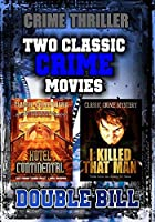 Classic Crime Double Bill: Hotel Continental and I Killed That Man【DVD】 [並行輸入品]