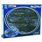 シコルスキー UH-60 Model Kit【New Ray】ブラックホーク ヘリコプター