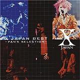 X JAPAN BEST 〜FAN'S SELECTION〜