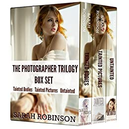The Photographer Trilogy Box Set: (Romantic Suspense Thriller Crime Romance Series) by [Robinson, Sarah]
