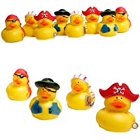 Pirate Rubber Ducky (1 ct) Party Accessory by Century Novelty