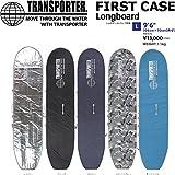 15-16 TRANSPORTER 【トランスポーター】サーフボードケース ファーストケース L [9'6] ロングボードケース ハードケース (ネイビー)
