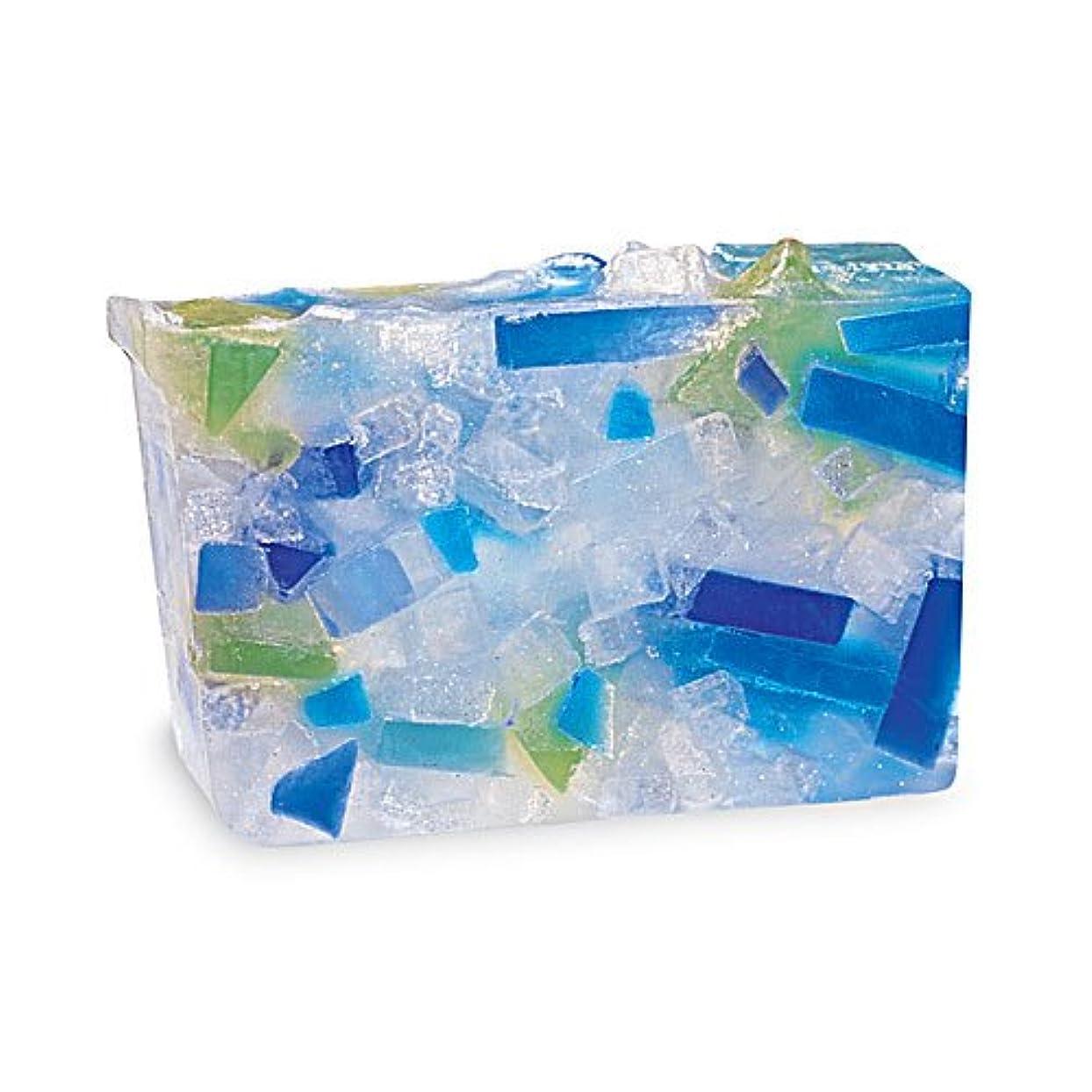 せせらぎアプライアンス真面目なプライモールエレメンツ アロマティック ソープ ビーチグラス 180g 植物性 ナチュラル 石鹸 無添加