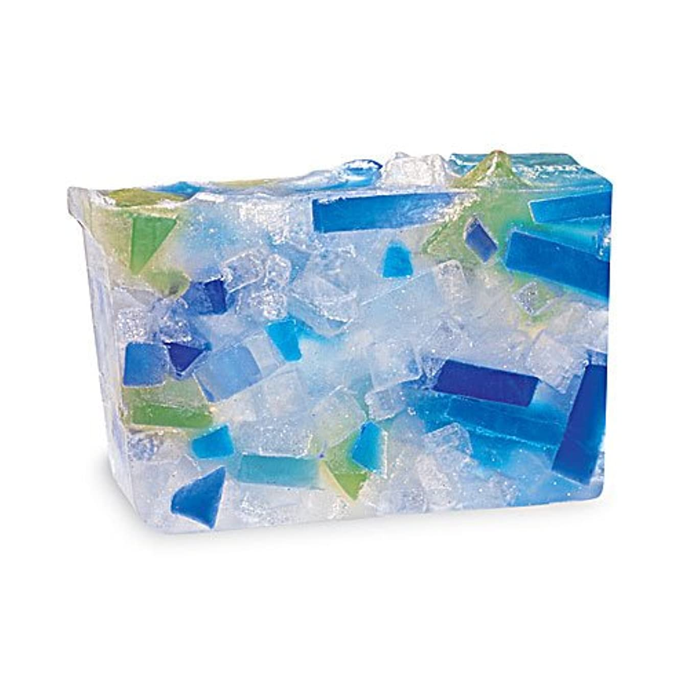 要求するそっと道プライモールエレメンツ アロマティック ソープ ビーチグラス 180g 植物性 ナチュラル 石鹸 無添加