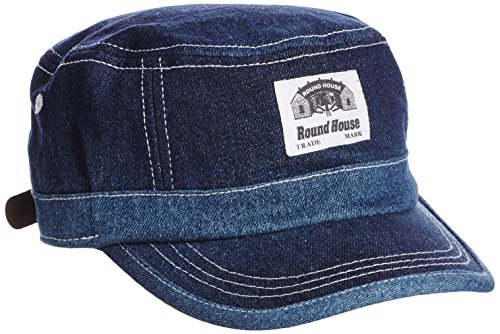 (ラウンドハウス)ROUND HOUSE RH DENIM WORK CAP