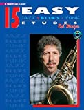 15 Easy Jazz, Blues & Funk Etudes: B-Flat Trumpet and Clarinet (Instrumental Series) by Unknown(2000-07-01)