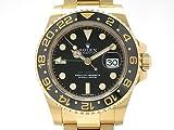 (ロレックス)ROLEX 腕時計 GMTマスター2 新型モデル 116718LN(ランダム) K18YG 中古