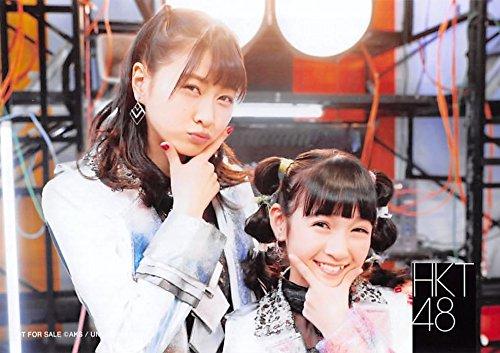 【松岡はな 今村麻莉愛】 公式生写真 HKT48 バグっていいじゃん 店舗特典 セブンネット