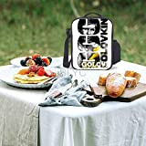 ゲンナジー ゴロフキン ポータブルランチボックスランチパック再利用可能な食品容器旅行オフィススクールピクニック