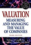Valuation, DCF Vaulation 2000 Model Spreadsheet CD-ROM: Measuring and Managing the Value of Companies (Frontiers in Finance Series)
