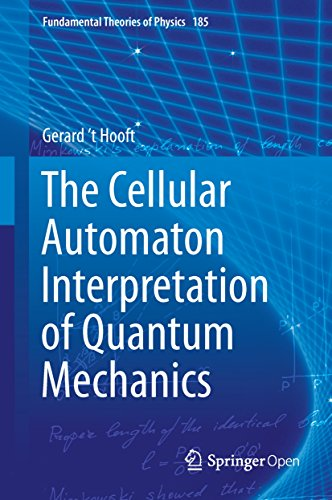 The Cellular Automaton Interpretation of Quantum Mechanics (Fundamental Theories of Physics)
