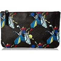 DAY FIVE STUDIOS Women's FLY POUCH, Black, One Size