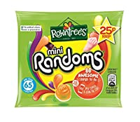ROWNTREES Rowntree's Mini Randoms (Pack of 60)