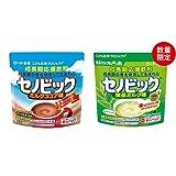 セノビック ミルクココア味&抹茶ミルク味 280g ロート製薬 成長期応援飲料 2個セット