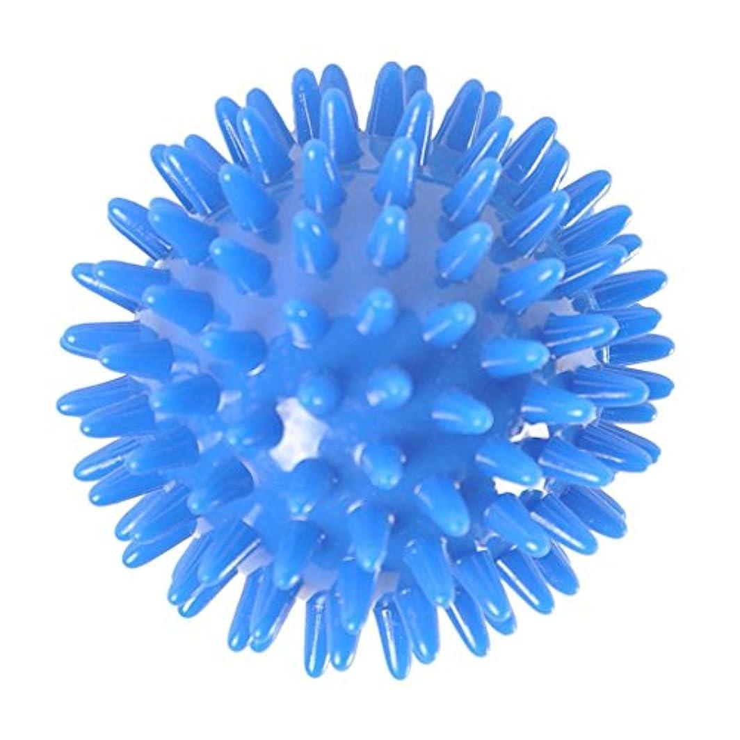 潤滑する番目不変Kesoto マッサージボール シリコーン マッサージ ボール 手の運動 ストレス解消 2サイズ選べる - 8cm