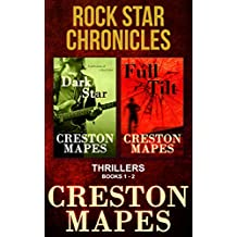 Rock Star Chronicles: THRILLERS, Books 1-2 (The Rock Star Chronicles Boxset Series)
