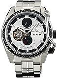 [オリエント]ORIENT 腕時計 ORIENT STAR オリエントスター ターンテーブルモデル 機械式 自動巻き(手巻き付き) シルバー WZ0251DK メンズ