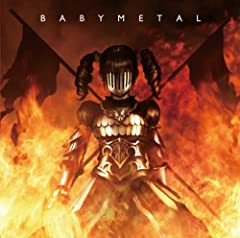BABYMETAL「Catch me if you can」のジャケット画像