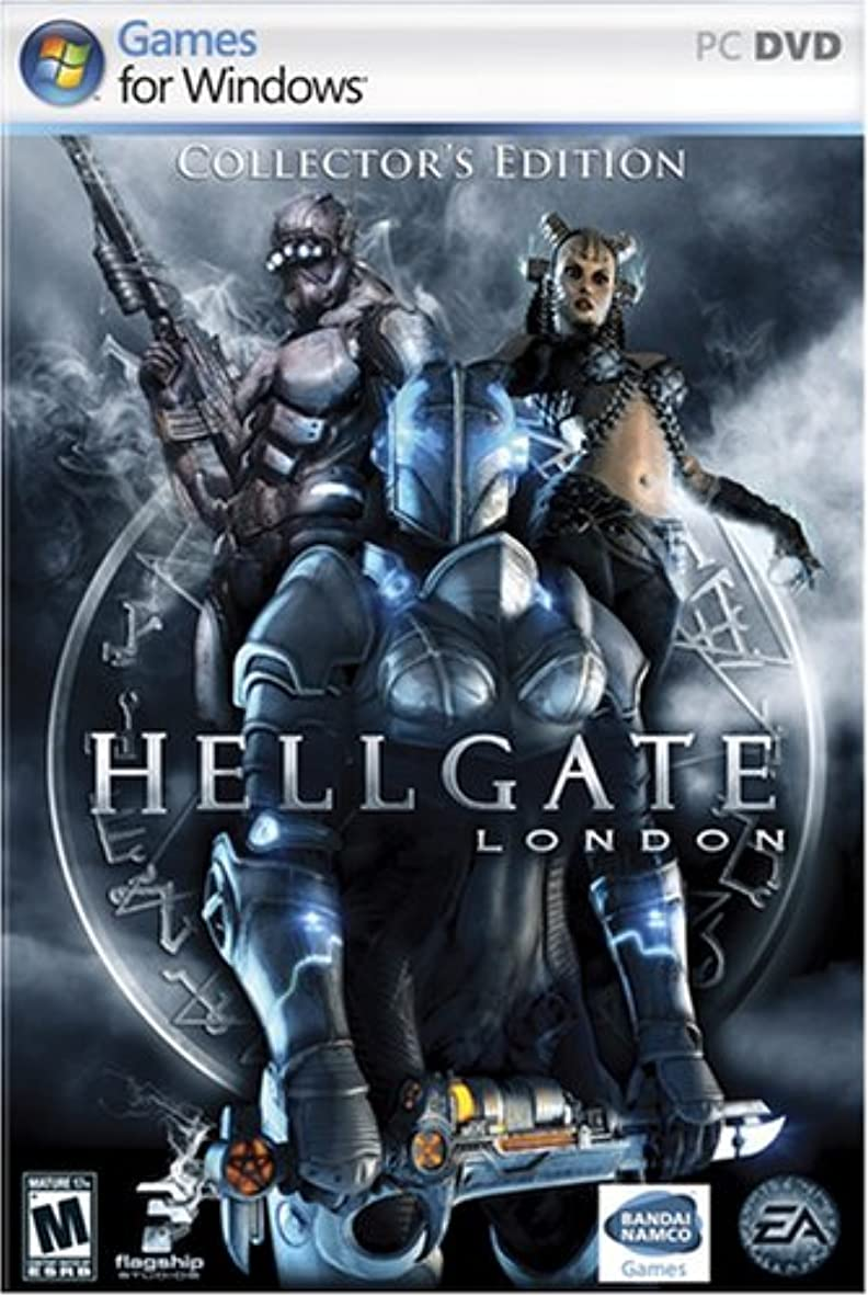 宝メンタル裁定Hellgate: London Collector's Edition (輸入版)