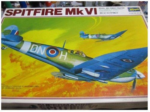1/32 スピットファイア- Mk.VI #S19