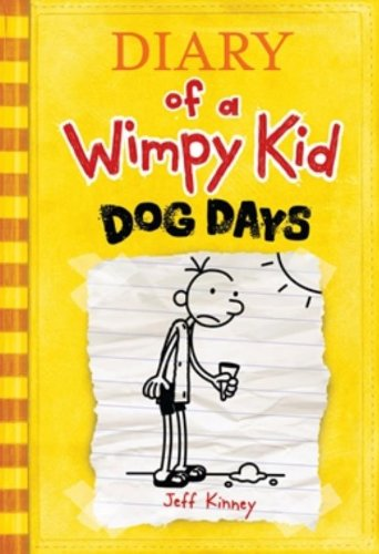 Diary of a Wimpy Kid #4 - Dog Days