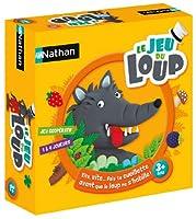 Nathan – 31129 – ボードゲーム – Le Jeu du Loup (ウルフゲーム)