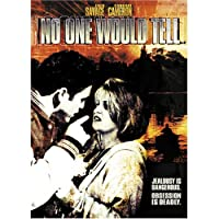 No One Would Tell [DVD] [Import]