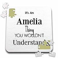 BrooklynMeme名–Its an Amelia Thing–10x 10インチパズル( P。_ 252234_ 2)