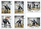 韓国 BTS 防弾少年団 ファンカフェ With Suga 生写真 ワイド チェキ セット