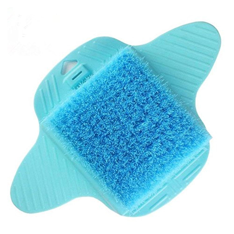 足洗いマット 足裏角質洗浄マット 吸盤式足洗 足裏爽快 ボード 毛穴の清潔