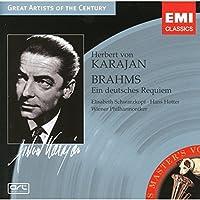 Requiem Allemand - Schwarzkopf, Hotter, Karajan