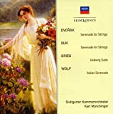 Dvorak Suk-Serenade for Strings-Grieg: Holberg Sui