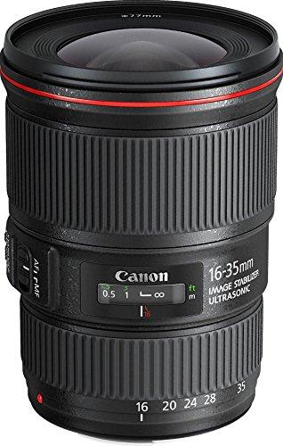Canon 広角ズームレンズ EF16-35mm F4L IS USM フルサイズ対応 EF16-3540LIS B00KAQX65A 1枚目