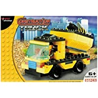 Power Advantage - 96 Pc Construction Building Blocks Set - Truck [並行輸入品]