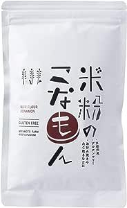 京都伏見 26のアレルゲンフリー 米粉のこなもん180g 昆布と玉ねぎが引き立てる お好み焼き粉 たこ焼き粉 京都府産米粉(宮本ファーム)