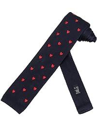 タイユアタイ(Tie Your Tie) ニットタイ ハート 【正規販売店】