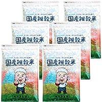 雑穀 雑穀米 国産 栄養満点23穀米 3kg(500g×6袋) 国内産 もち麦 黒米 送料無料※一部地域を除く 雑穀米本…