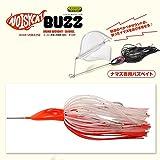 メガバス(Megabass) NOISY CAT BUZZ(ノイジーキャットバズ) レッドヘッド 34694
