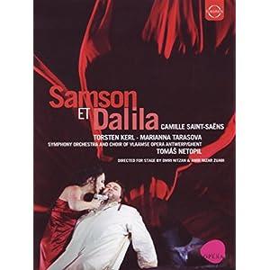 Camille Saint-Saens: Samson Et Dalila [DVD] [Import]