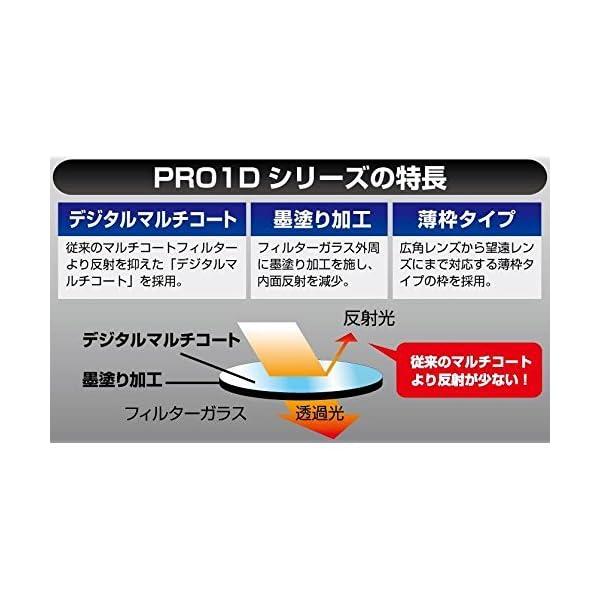 Kenko レンズフィルター PRO1D プロ...の紹介画像7