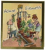 Gift Trenz Home Fitness Magnetic Bookmark [並行輸入品]