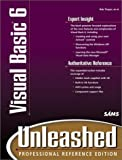 Cover of Visual Basic Unleashed Profess Resource