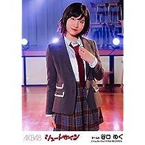 【谷口めぐ】 公式生写真 AKB48 シュートサイン 劇場盤 アクシデント中Ver.