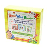 Scholastic Sight Word Readers Box Set with CD サイトワードリーダーCD付きボックスセット