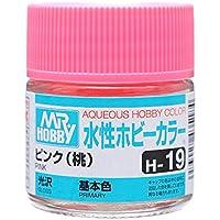 水性ホビーカラー H19 ピンク (桃色)