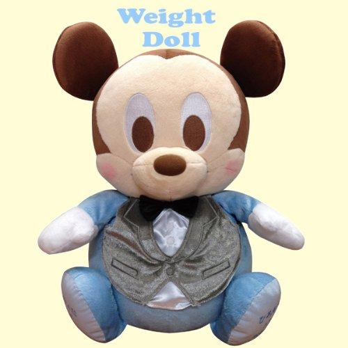ウェイトドール フォーマル ベビーミッキー ディズニーベビー (ミッキーマウス)
