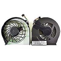 New CPU Fan For HP Pavilion G4-2000 G6-2000 G6-2100 G6-2200 G6-2300 G7-2000 G7-2100 G7-2200 G7-2300 G7Z Series 683193-001 685477-001 [並行輸入品]