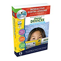 Literary Devices Interactive Digital Lessons, Grades 3-8 (Reading Skills)