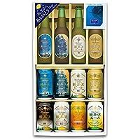 遅れてごめんね! 送料無料は6/24(日)まで! 父の日 プレゼント ビール ギフト THE軽井沢ビール 地ビール クラフトビール 軽井沢ビール セット 瓶4本 缶8本 G-PJ